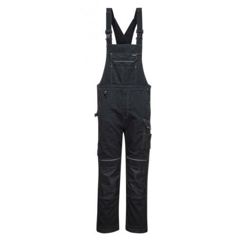 PW346 - PW3 Work kantáros nadrág - fekete