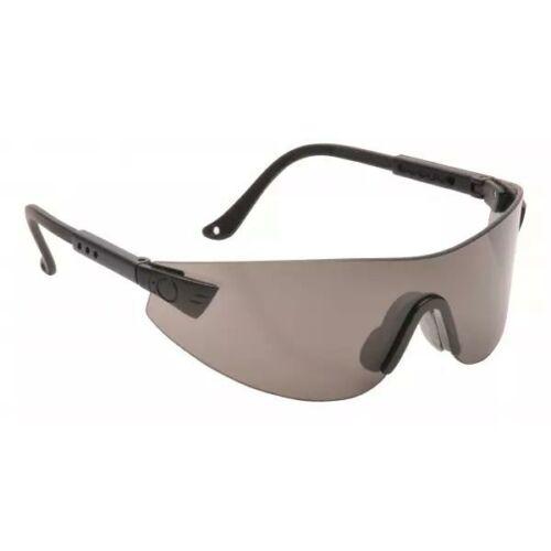 PW36 - Hi Vision védőszemüveg - fekete