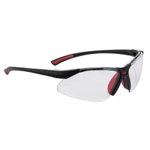 PW37 - Bold Pro védőszemüveg - piros